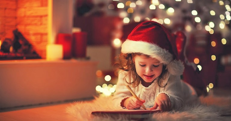 Christmas | Write a Spanish Santa Letter