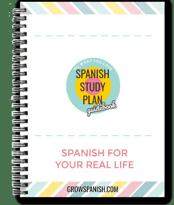 Spanish Study Plan Guidebook