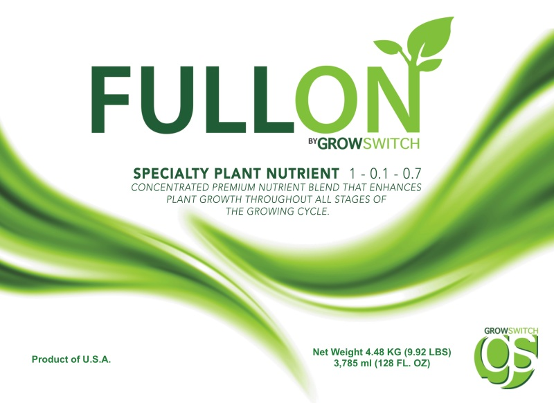 FULL ON: New Nano Based BioStimulant