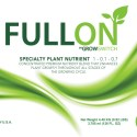 Full On 1 Gallon Label