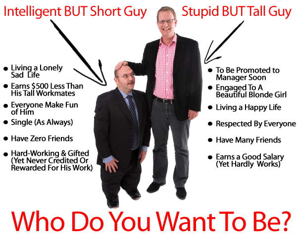 Short or Tall?