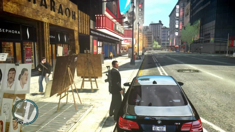 Best Old Games PC-Grand Theft Auto IV