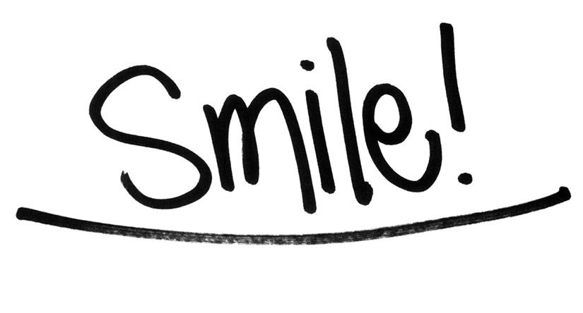 Start je dag met een smile