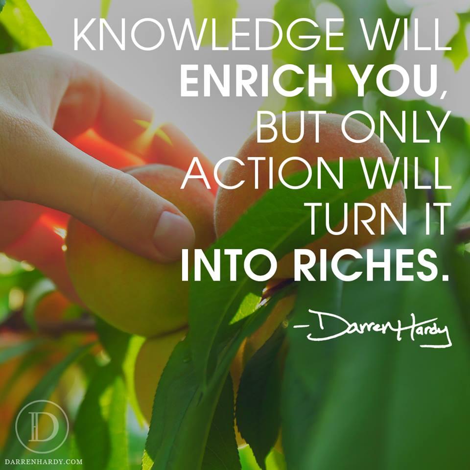 Leren en gebruiken van die kennis