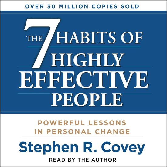 The 7 Habits of Highly Effective People Luisterboek