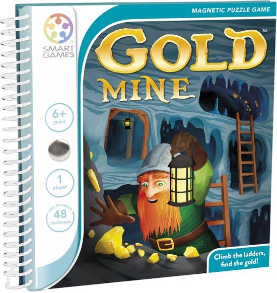 Goldmine - magnetisch reisspel van SmartGames