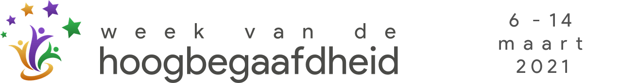 Week van de hoogbegaafdheid 2021