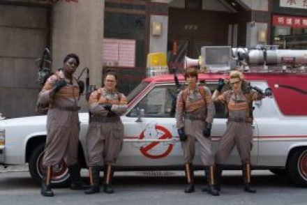 GhostBusters Ladies