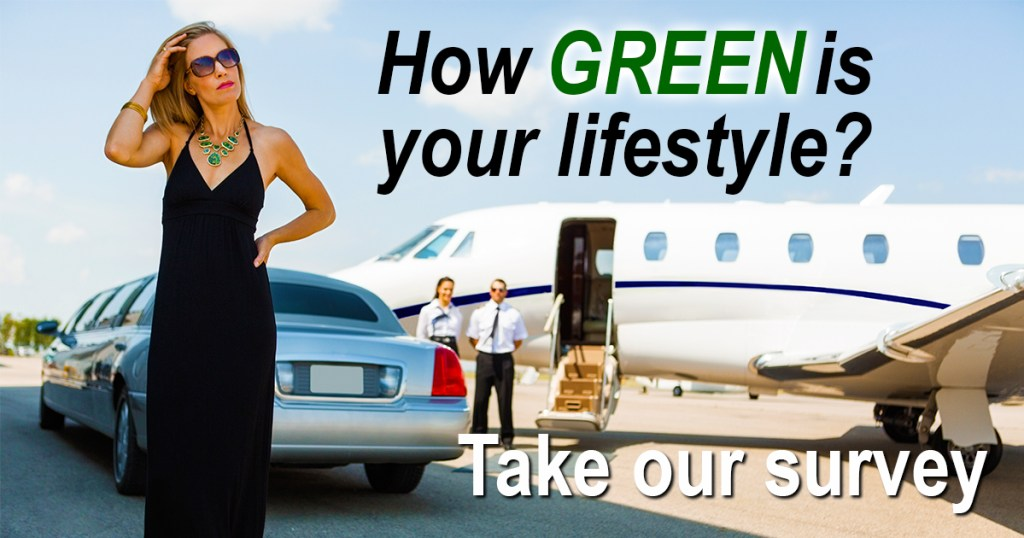 How Green is your lifestyle?
