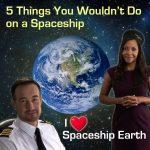 I love spaceship earth