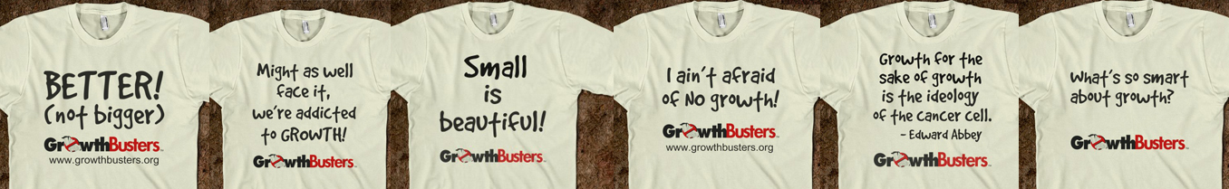 GrowthBusters T-Shirts