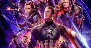 Avengers: Endgame superheroes