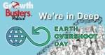 We're in Overshoot: Earth Overshoot Day