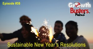 Sustainable New Year's Resolutions