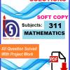 Nios Solved Assignment-Mathematics (311) Hindi Medium