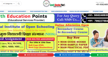 Nios Science and Technology 212 Assignment