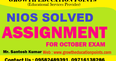 nios solved assignment free,