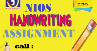 Nios Home Science (321) Tutor Marked Assignment
