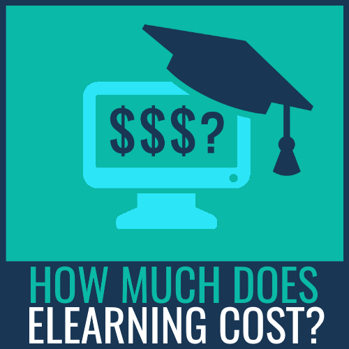 How much does eLearning cost