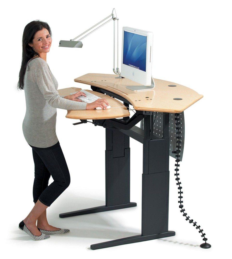 Elevated Desk