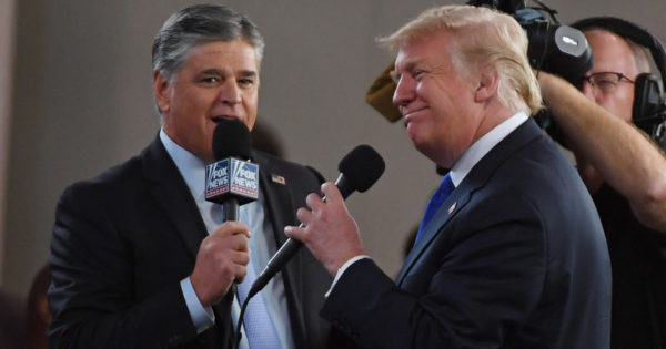 Fox News' Sean Hannity to Interview Trump Before Super Bowl – Adweek