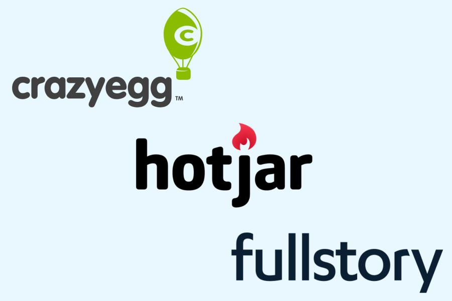 hotjar vs fullstory vs crazy egg