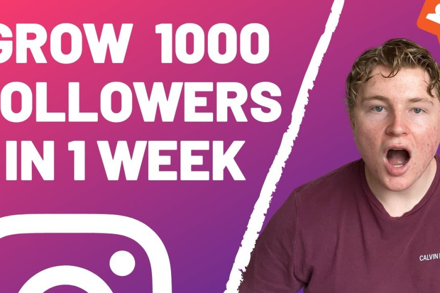 Get your First 1000 Instagram Followers in 1 Week! (2020 Growth Hacks)