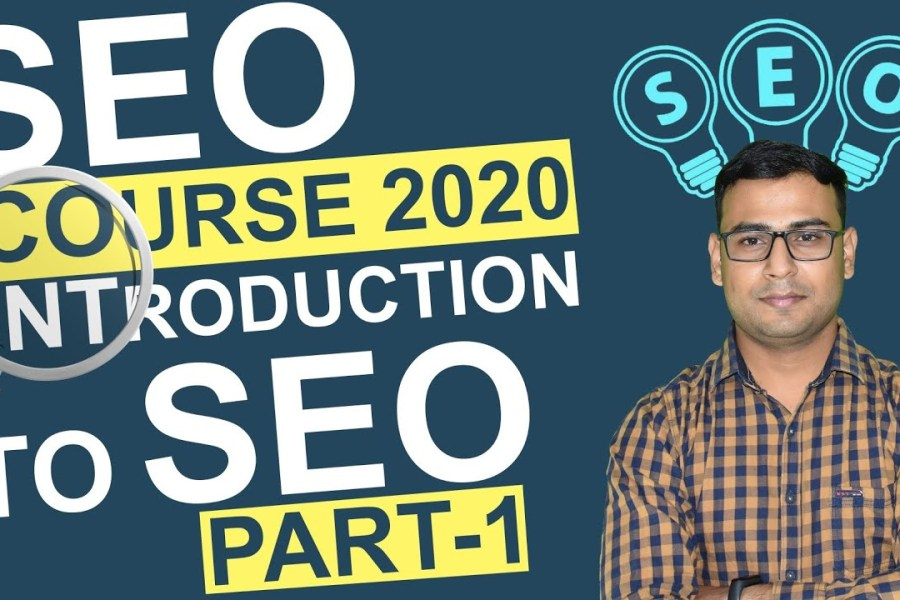 #1 SEO Course - 2020 | Introduction to SEO | Basics & History of SEO | Learn SEO in Hindi |