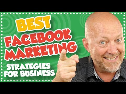 3 Best Facebook Marketing Strategies for Business in 2020 (LIVE on Stage)