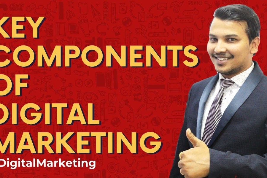 Components Of Digital Marketing, Trends, Skills You Can't Ignore in 2020