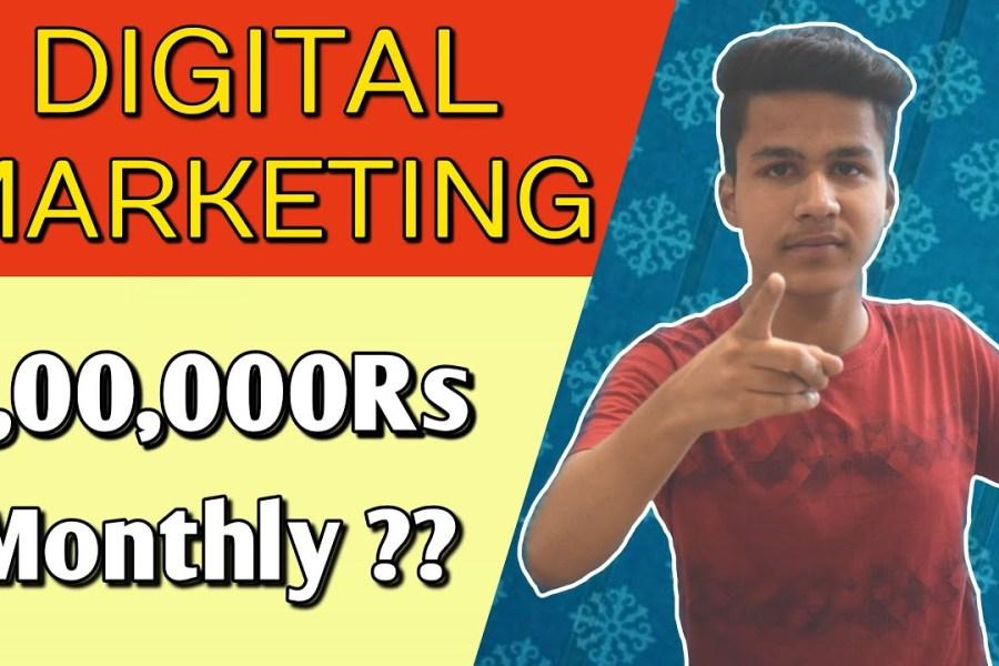 DIGITAL MARKETING 2020 | Earning in Lakhs ? How to start Career in Digital marketing | Hindi