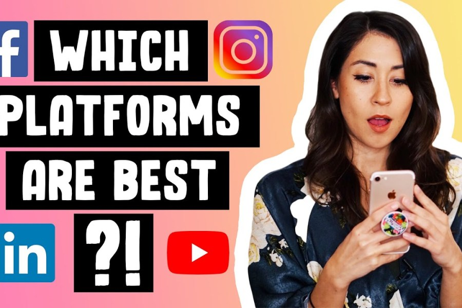 SOCIAL MEDIA FOR BUSINESS 2020 | Which Social Media Platform is Best for my Business?!
