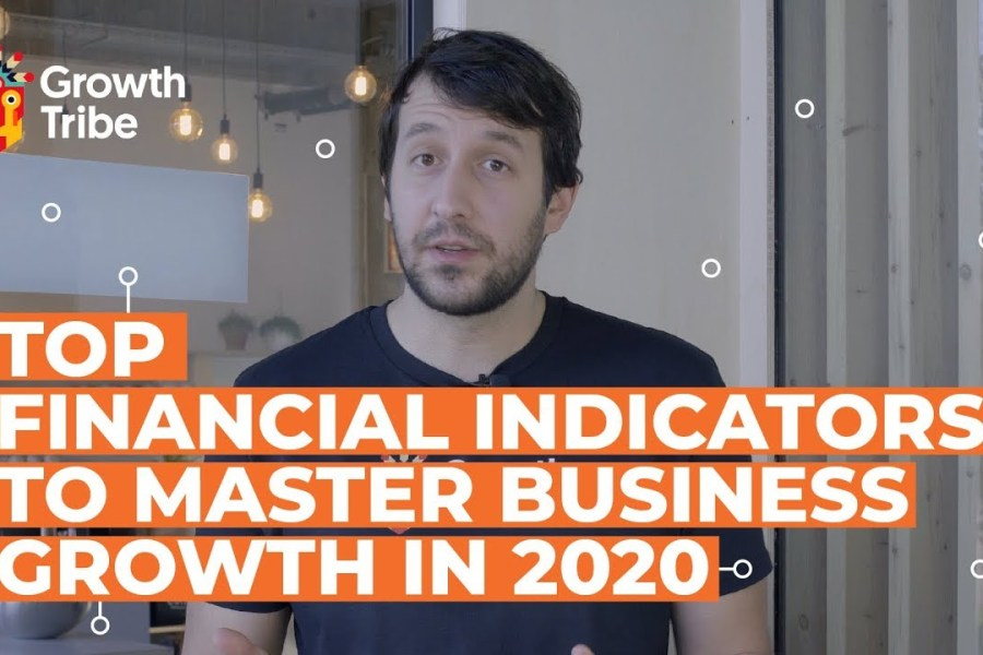 Top Financial Indicators to Master Business Growth in 2020