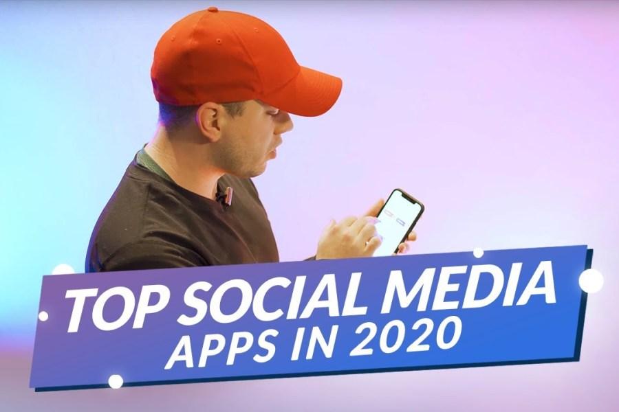 Top New Social Media Apps In 2020