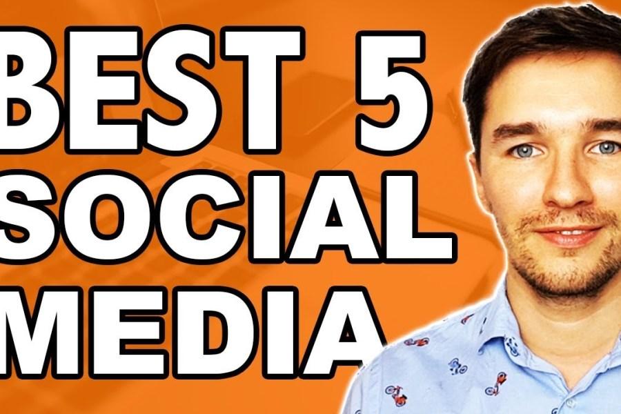 5 Best Social Media Platforms to Make Money in 2020