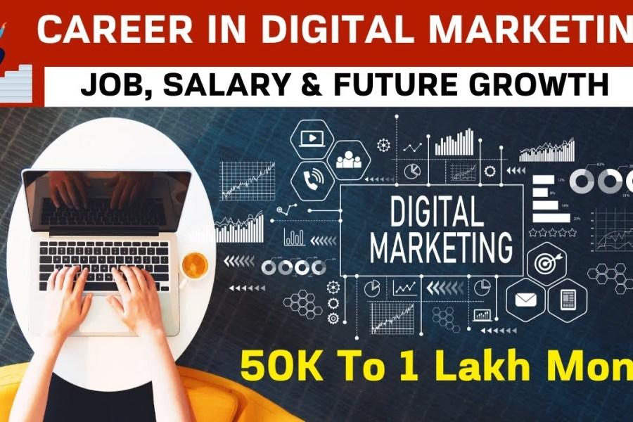 Career In Digital Marketing 2020 | Job, Salary & Future | @Kaushal Tips & Tutorials