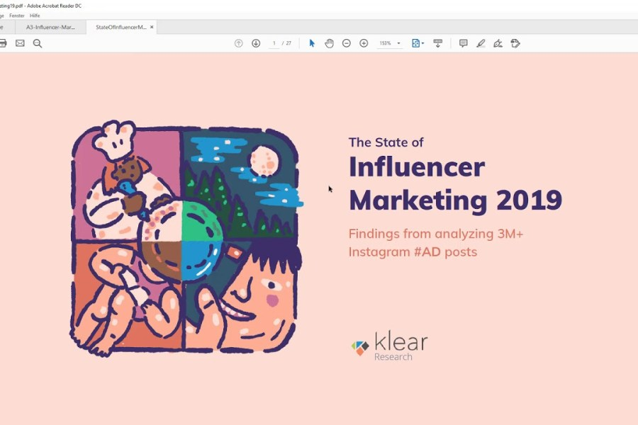 Influencer Marketing Buch Update Januar 2020 und Klartext zur kontroversen Diskussion.