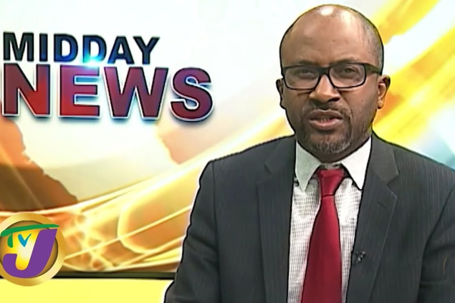 TVJ Midday News: Deadly Social Media Trend - February 17 2020