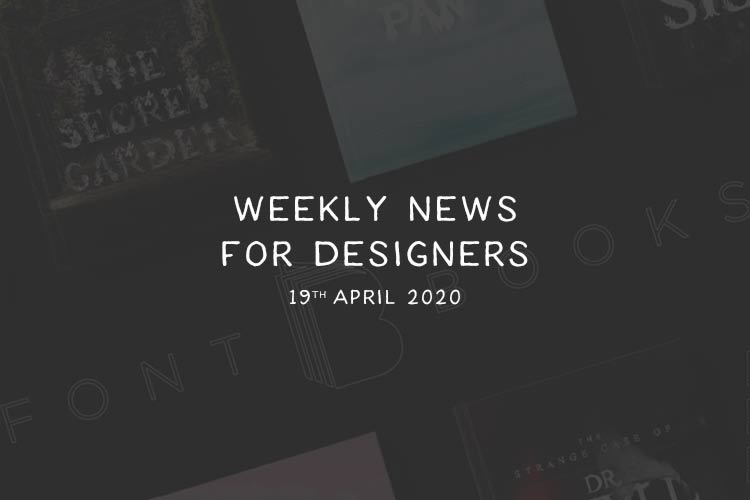 Weekly News for Designers № 536