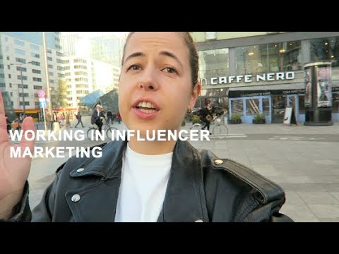 Work Week In My Life | the reality of working in influencer marketing (not as an influencer..)