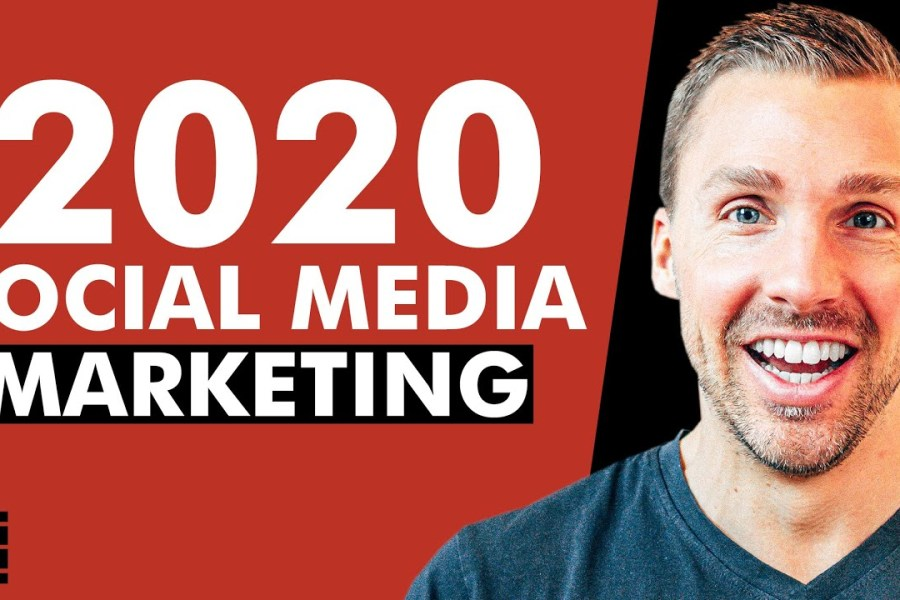 13 Minutes Of Social Media Marketing For EVERY Business In 2020 | Adam Erhart