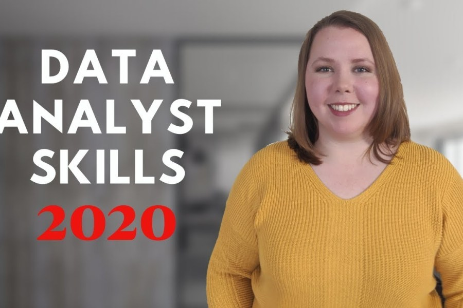 Data Analyst Skills to Learn in 2020