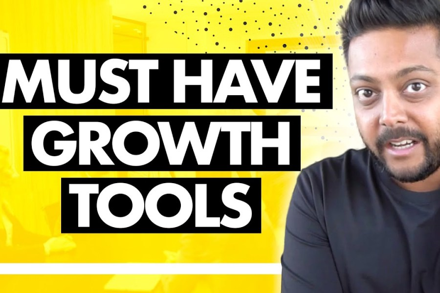 The 3 Growth Hacking Tools I Use Everyday to Accelerate My Startup's Growth