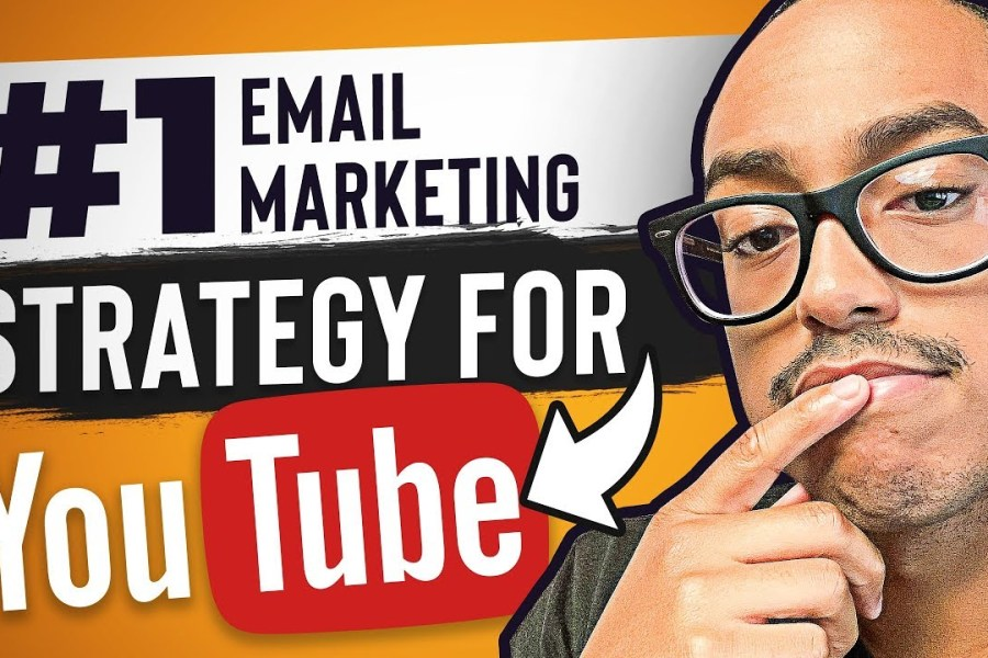 #1 Email Marketing Strategy For YouTube (That ACTUALLY Works!)