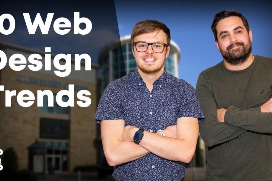 10 Web Design Trends in 2020
