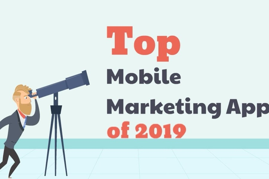 Best Mobile Marketing Apps for Marketers