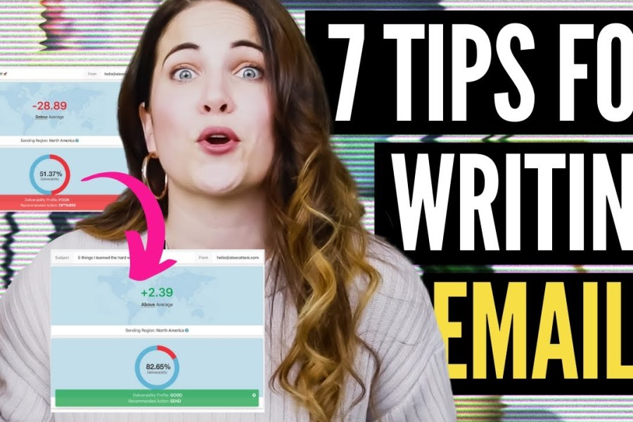 Email Marketing Tutorial: How To Write Emails That DOUBLE Conversions