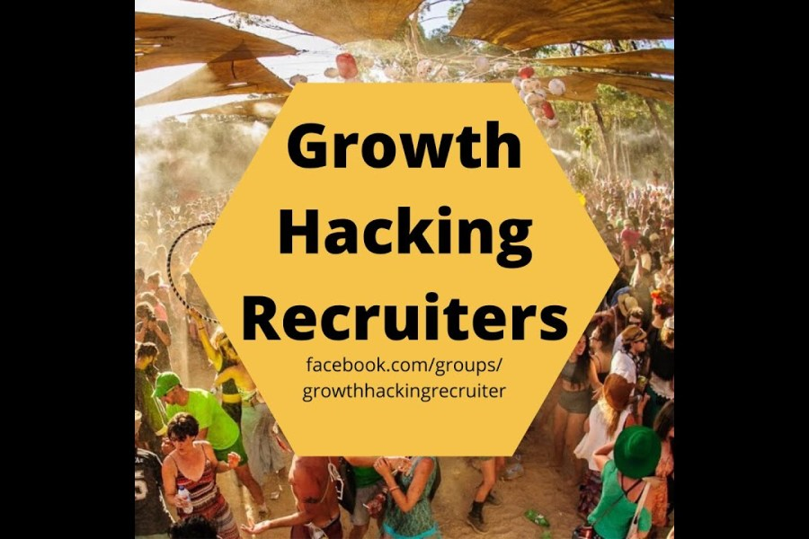 How to Grow? Growth Hacking Recruiters Meetup