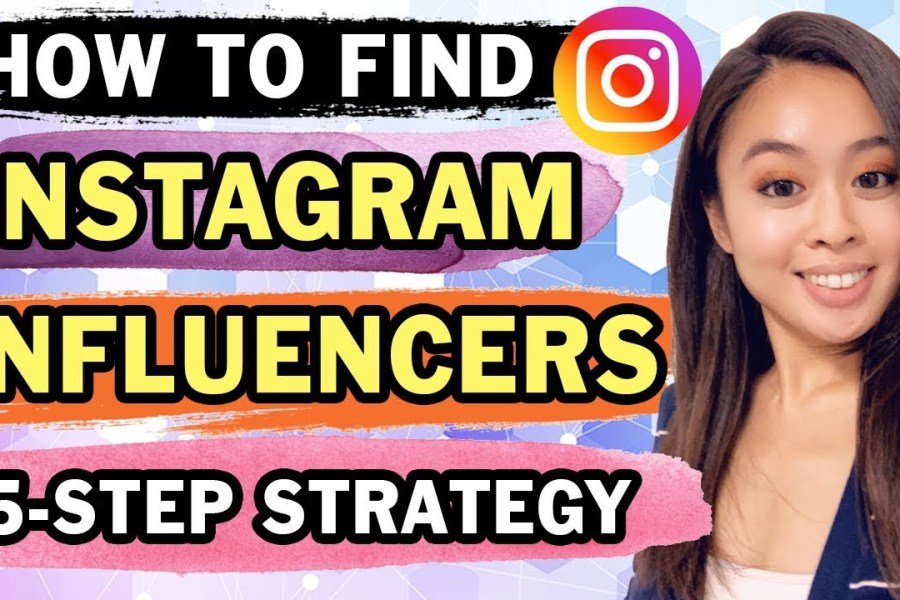 INSTAGRAM INFLUENCER MARKETING | 5-STEP STRATEGY
