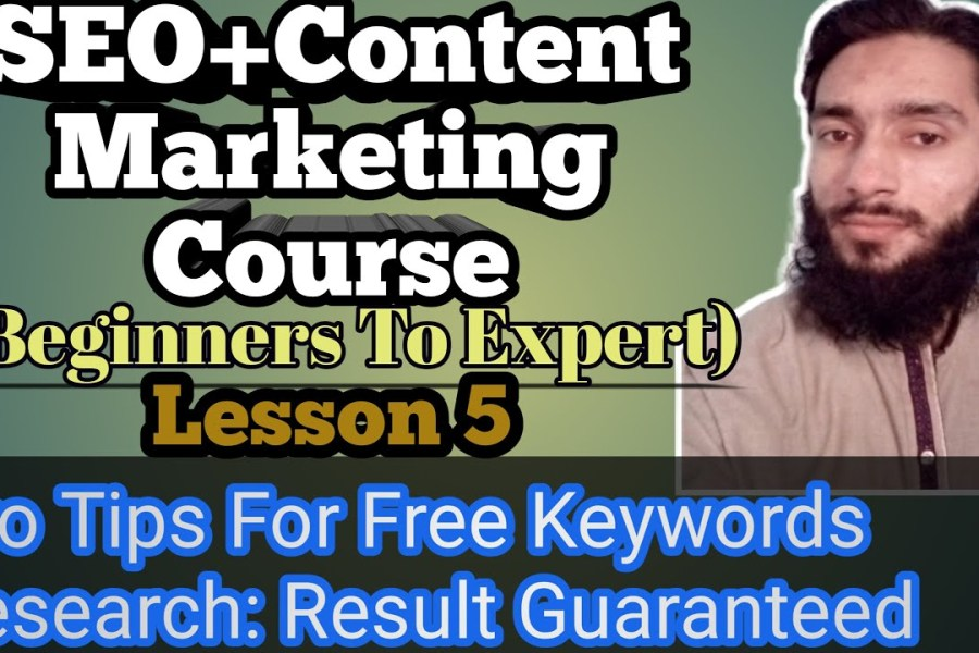 Keywords Research Pro Tips: SEO+Content Marketing Course 2020 In Hindi |Lesson 5| Result Guaranteed